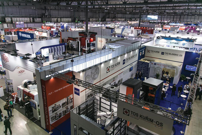 emo milano 2021 Exhibition Hall