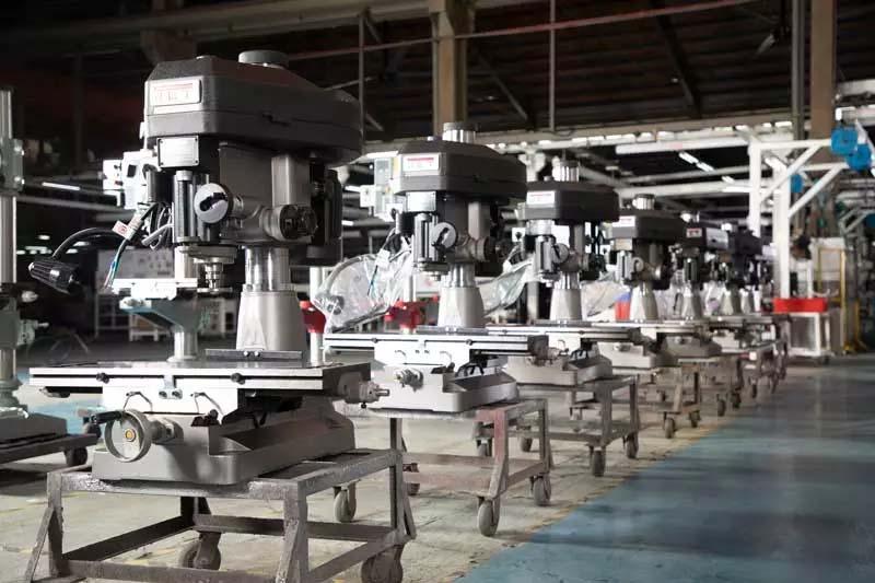 EMO Milano 2021 Milling Drilling Machines
